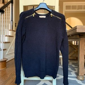 Michael Kors Sweater with Gold Hardware